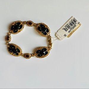 NWT Gemstone Bracelet - Antique Vibe